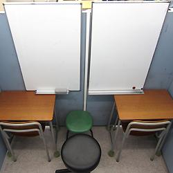 長谷塾は少人数・個別指導で一人ひとりに丁寧に、わかるまで教えていくシステムです。